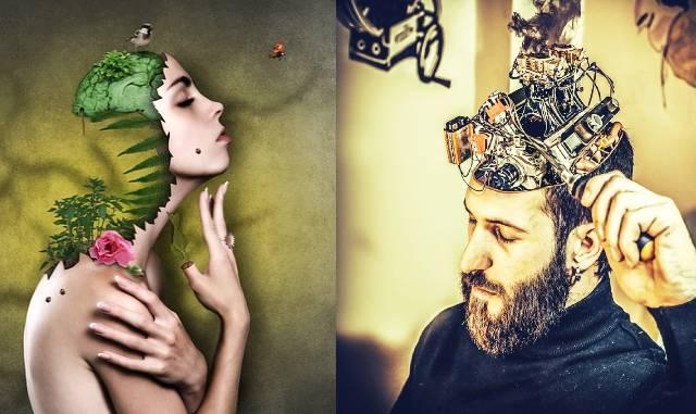 الإختلافات بين دماغ المرأة و دماغ الرجل